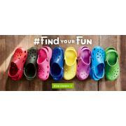 eBay:Crocs卡洛驰儿童凉鞋$14.99起