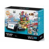 任天堂Wii U次世代游戏主机豪华套装 32GB Black Deluxe Set