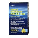 Triple Strength Fish Oil 1500 三倍鱼油 60粒