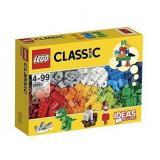 乐高 LEGO益智玩具 经典家庭套装 创意补充装