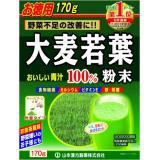 山本汉方 大麦若叶粉末 170g