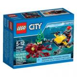 LEGO 城市系列海底摩托车60090