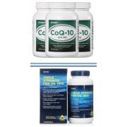 血脑血管保健组合装 2鱼油+3辅酶