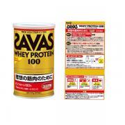 明治SAVAS减重增肌型 乳清蛋白粉[18份]378克