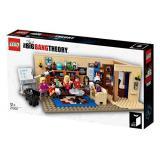 LEGO 乐高 IDEAS系列 21302 The Big Bang Theory 生活大爆炸