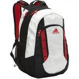 adidas 阿迪达斯 Excel Backpack Neo White/Scarlet