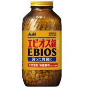 Asahi 朝日 EBIOS 啤酒酵母片 2000片