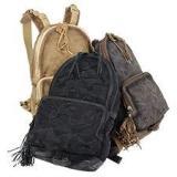 L.E.D.BITES 双肩背包 休闲旅行包 情侣包 书包 电脑包