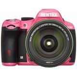 PENTAX 宾得 K-50 DA 18-135WR 防水镜头单反套机 粉色