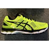 Asics 亚瑟士 GEL-KAYANO 22 最新款 男士顶级支撑跑鞋(黄色)