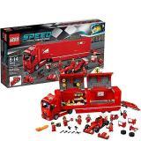 LEGO 乐高 75913 F14 T&Scuderia Ferrari Truck 法拉利卡车