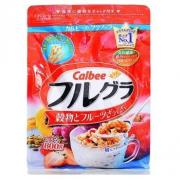 Calbee 卡乐比 水果颗粒果仁谷物营养麦片 800g