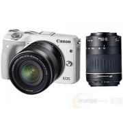 Canon 佳能 EOS M3 双镜头 无反套机(18-55/55-200mm)