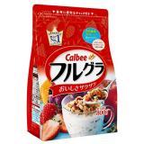 Calbee 水果颗粒果仁谷物营养麦片