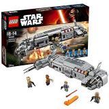 LEGO 乐高 星球大战系列 75140 抵抗军骑兵运输机