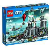 LEGO 乐高 城市系列 60130 监狱岛