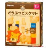 wakodo 和光堂 高钙奶酪动物婴儿饼干
