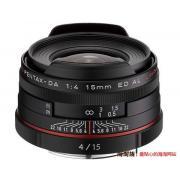 PENTAX 宾得 HD DA 15mm F4 ED AL Limited 镜头