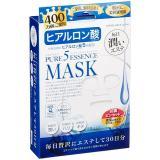 JAPAN GALS 格儿丝 透明质酸保湿精华面膜 30片装