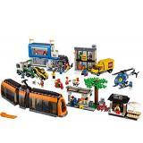 LEGO 乐高 CITY城市系列 60097 城市广场