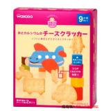 wakodo 和光堂 卡通交通工具造型饼干