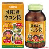ORIHIRO 立喜乐 姜黄颗粒 420粒装