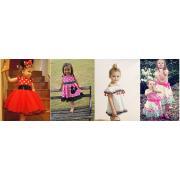 Amazon:时尚女童连衣裙 5折起促销