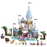 LEGO 乐高 41055  Disney Princess系列 灰姑娘的浪漫城堡