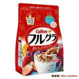 Calbee 卡乐比 水果颗粒果仁谷物营养麦片
