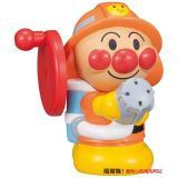 SEGA 世嘉 Pinocchio 面包超人 消防员水枪洗澡玩具