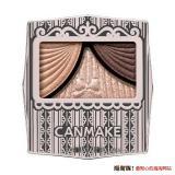 CANMAKE 蝴蝶结清透水漾 三色眼影盒