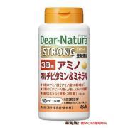 Asahi 朝日 Dear-Natura 39种 复合氨基酸维生素矿物质