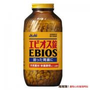 Asahi EBIOS 朝日 调节肠胃啤酒酵母
