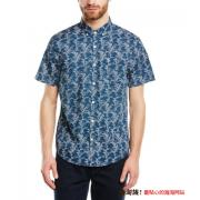Original Penguin Bamboo Slim Fit 男士短袖衬衫