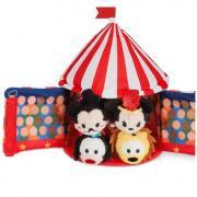 DisneyStore折扣精选:迪士尼儿童书包、T恤、文具、玩具等仅需8折起 还有7.5折额外优惠