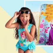 迪士尼Disney精选特惠:罩衫、泳衣、配件等享第2件半价!