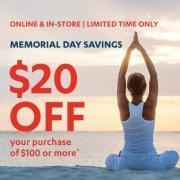 Vitamin World优惠精选:热卖保健品享买1送2/买1送1+购满100美元还减减20美元!