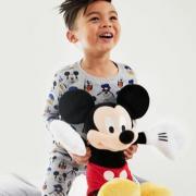 迪士尼Disney精选折扣:宝宝玩具、儿童睡衣等仅需4折+还可享额外8折!