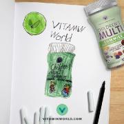 Vitamin World夏日特惠:精选护肤品、保健品等享2.5折!