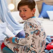 Disney最新优惠:精选动画周边儿童睡衣仅$10起!