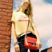 Rebecca Minkoff最新特惠:精选红色款手提包、肩包、托特包仅6折起