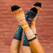 Backcountry最新特惠:精选品牌袜子仅3折起