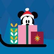 Disney最新优惠:精选箱包服饰、家居、玩具等5折起+最高享额外6折!