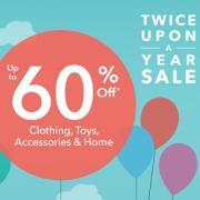 Disney精選特惠:玩具、服飾、家居等僅4折