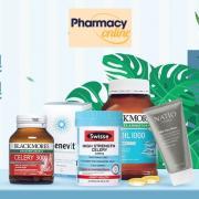 PharmacyOnline中文网优惠:美妆个护、食品保健等全场无门槛减5澳元+还可享额外9折