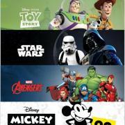 Disney最新優惠:精選周邊商品享5折!