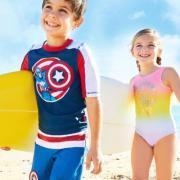 Disney精選特惠:兒童泳衣、配飾等購滿$50即享8折!