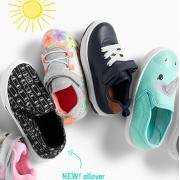 Carter's最新優惠:精選男女童鞋僅4折