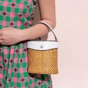 Mybag品牌特惠:Kate Spade新款甜美包袋法式菜篮子仅7折