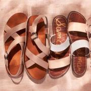shoes.com精选特惠:Skechers、Clarks、Keds等女士鞋履仅4折+还可享额外7折